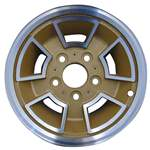 Aluminum Alloy Wheel, Rim 14x6 - 1116