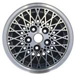 Aluminum Alloy Wheel, Rim 15x6 - 1489
