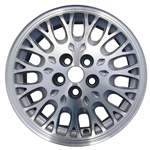 Aluminum Alloy Wheel, Rim 15x6 - 2026