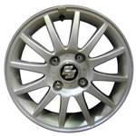 Aluminum Alloy Wheel, Rim 15x6 - 72689