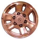Aluminum Alloy Wheel, Rim 15x7 - 69346