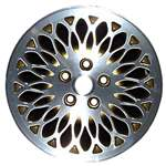 Aluminum Alloy Wheel, Rim 16x6.5 - 2074