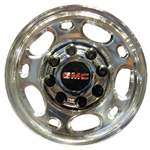 Aluminum Alloy Wheel, Rim 16x6.5 - 5079