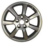 Aluminum Alloy Wheel, Rim 16x6.5 - 59764