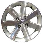 Aluminum Alloy Wheel, Rim 16x6.5 - 62472