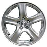Aluminum Alloy Wheel, Rim 16x6.5 - 68730