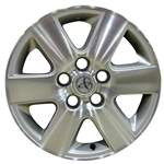 Aluminum Alloy Wheel, Rim 16x6.5 - 69444