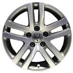 Aluminum Alloy Wheel, Rim 16x6.5 - 69812