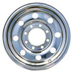 Aluminum Alloy Wheel, Rim 16x7 - 3140