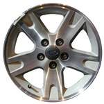 Aluminum Alloy Wheel, Rim 16x7 - 3463