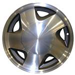 Aluminum Alloy Wheel, Rim 16x7 - 5015