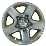 Aluminum Alloy Wheel, Rim 16x7 - 72660