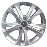 Aluminum Alloy Wheel, Rim 17x6.5 - 70803