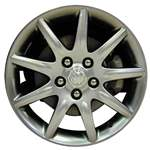 Aluminum Alloy Wheel, Rim 17x7 - 4025