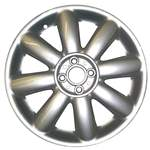 Aluminum Alloy Wheel, Rim 17x7 - 71195
