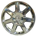 Aluminum Alloy Wheel, Rim 17x7.5 - 4578