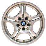 Aluminum Alloy Wheel, Rim 17x7.5 - 59344