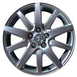 Aluminum Alloy Wheel, Rim 17x7.5 - 59705
