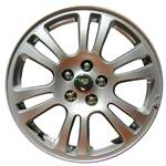 Aluminum Alloy Wheel, Rim 17x7.5 - 59777
