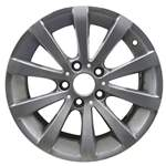 Aluminum Alloy Wheel, Rim 17x8 - 71317