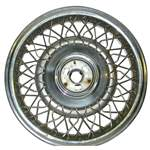 Plastic Hubcap, Wheel Cover 15 Inch - 2054