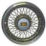Plastic Hubcap, Wheel Cover 15 Inch - 4089