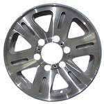 Plastic Hubcap, Wheel Cover 15 Inch - 56006