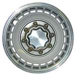 Plastic Hubcap, Wheel Cover 16 Inch - 858