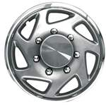 ABS Plastic 16 Inch Wheel Covers - IWC9416C