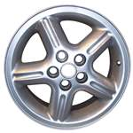 Aluminum Alloy Wheel, Rim 18x8 - 72158