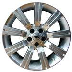 Aluminum Alloy Wheel, Rim 20x9.5 - 72200