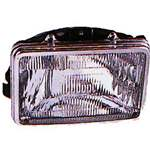 Passenger Side, Halogen Type Head Lamp Capsule Assembly - GM2501105