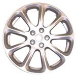 Aluminum Alloy Wheel, Rim 19x10.5 - 99845