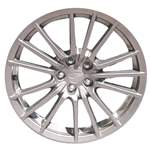 Aluminum Alloy Wheel, Rim 17x8 - 68802