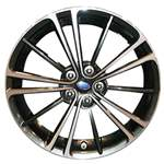 Aluminum Alloy Wheel, Rim 17x7 - 69621