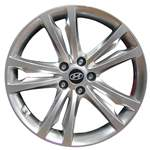 Aluminum Alloy Wheel, Rim 19x8.5 - 70791
