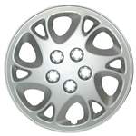Plastic Hubcap, Wheel Cover 15 Inch - 6019