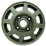 Aluminum Alloy Wheel, Rim 15x6 - 66657