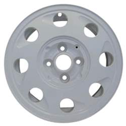 Aluminum Alloy Wheel, Rim 14x6 - 69661