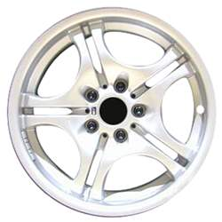 Aluminum Alloy Wheel, Rim 17x8.5 - 59345